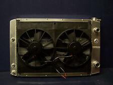 1983-1992 MUSTANG ALUMINUM RADIATOR LS LS1 LS2 LS3 MOTOR 1987 1988 1989 1990
