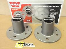 LOCKING HUB SET FORD EXPLORER RANGER DANA 35 FRONT MAZDA NAVAJO AND PICKUP 29071