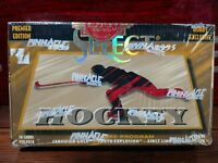 1994-95 Pinnacle Select Hockey Factory Sealed Hobby Box Certified Gold Chase