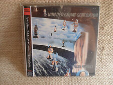 VAN DER GRAAF GENERATOR PAWN HEARTS MINI LP CD JAPANESE JAPAN JPN MINT