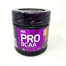 ON Optimum Nutrition PRO BCAA Powder Gold Standard Amino Energy Best BCAA Ex2/20