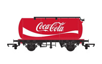 Hornby R6933 Tank Wagon, Coca-Cola