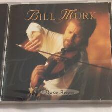 Brand New CD ~ Bill Murk ~ Praise Keeper ~ Violin & Orchestra Instrumental ~ NEW