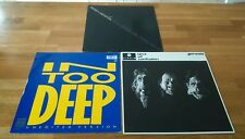 """Genesis Job Lot 3x UK 12"""" Singles Invisible Touch In Too Deep Land Of Confusion"""
