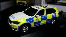 "1:43 Paragon BMW X5 Kent Police ARV Code 3 Model ""F645"""