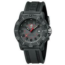 Luminox мужские часы кварцевые blackops вращающийся ободок серый циферблат каучуковый ремешок 8882