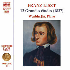 Franz Liszt: 12 Grandes Etudes, New Music