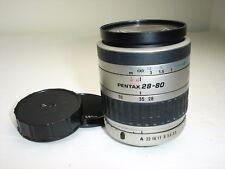 SMC PENTAX - FA 28-80 mm F 3.5-5.6 AF lens VGUC  SN6226124