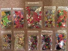HUGE lot of 1000 Scrapbooking Stampin' Up Eyelets & Brads EMBELLISHMENTS crafts