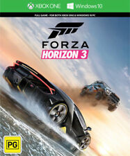 Forza Horizon 3 Download Code for Xbox One and Windows 10