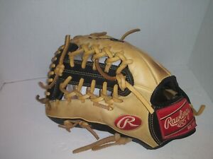 "Rawlings Gold Glove Elite Pro Design GGE115PTMT 11.5"" LHT Glove"