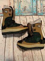 K2 Clicker Snowboard Boots - Vintage!