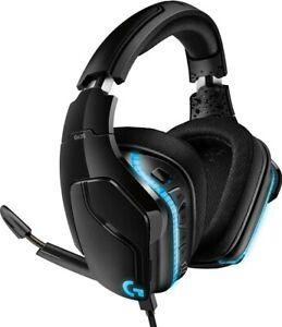 Logitech G635 Wired Gaming RGB Headset, 7.1 Surround Sound, DTS Headphone