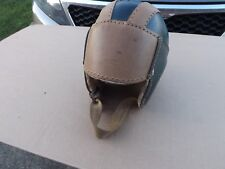 Vintage National Champion C-78 Leather Football Helmet Equipment RARE MADE in US