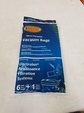 Envirocare Micro Filtration Vacuum Bags 807 Single Pack 6 Bags + 1 Filter