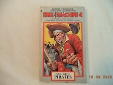 Time Machine Sail With Pirates No 4 Book Fighting Fantasy.