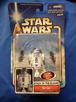 STAR WARS ATTACK OF THE CLONES 'R2D2 CORUSCANT SENTRY' COLLECTION 1 HIGRADE****