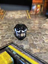 Marvel Legends Space Knight Venom BAF Custom Teeth Bearing Head