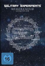 SOLITARY EXPERIMENTS Memorandum - 3CD + DVD BOX - VÖ / REL.DATE : 29.05.
