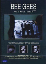 BEE GEES - THE OFFICIAL STORY: This Is Where I Came in / DVD, NEW