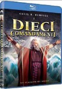 Blu Ray I Dieci Comandamenti - (2 Blu-Ray) (1956) .......NUOVO