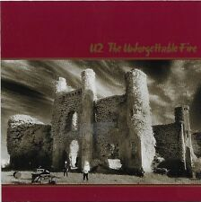 The Unforgettable Fire by U2 CD 1990 Island Label
