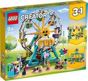 LEGO Creator 3in1 Ferris Wheel 31119