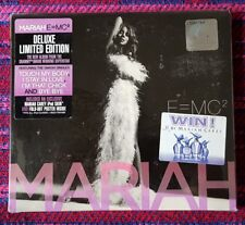 Mariah Carey ~ E=MC2 ( Deluxe Edition ) ( Malaysia Press ) Cd