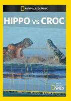 NATIONAL GEOGRAPHIC: HIPPO VS. CROC NEW DVD