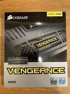 Corsair Vengeance 16GB (2 x 8GB) DDR3 (PC3-12800) Memory Module...