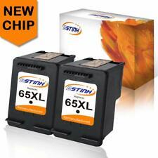 BSTINK Cartouches d'encre remanufacturées pour HP 65XL 65 XL pour imprimantes