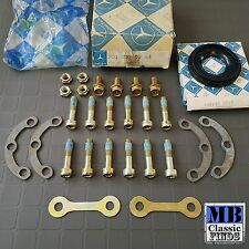 Mercedes Benz W201 axle shaft seal ring repair kit 190 190E 190D 2013500268