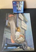 "Walt Disney Artist Series Toby Bluth DUMBO ""Baby Mine"" 1000 Piece Puzzle Mega"