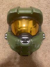 Halo Master Chief Helmet Mask 2015 Microsoft Original Clan Adjustable