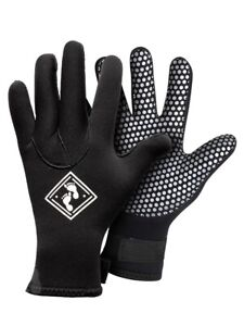 Two Bare Feet 5mm Neoprene Watersports Wetsuit Gloves Watersports Sea Warm