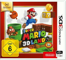Super Mario 3d Land (Nintendo 3 DS, 2017) article neuf scellé