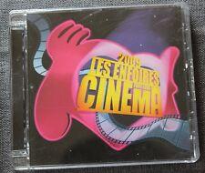 Les Enfoirés - restos du coeur, 2009 les enfoires font leurs cinema, 2CD