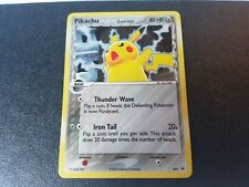 Pokemon Pikachu 035 Black Star Promo Holo Foil Delta Species - NM