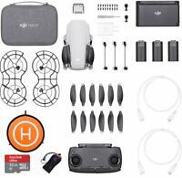 DJI Mavic Mini Fly More combo - Drone with 2.7K Camera  Pro Combo Bundle