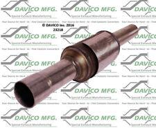 Catalytic Converter-Exact-Fit Davico Exc CA 23218