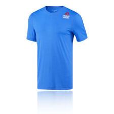 Abbiglimento sportivo da uomo blu leggeri nylon