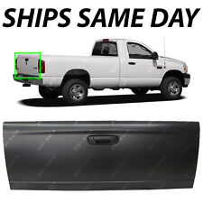 NEW Primered Steel Tailgate Assembly for 2002-2009 Dodge RAM Pickup W/out Dually