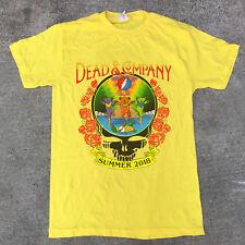 Dead and company summer tour 2018 t shirt Gildan