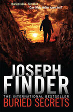 Buried Secrets by Joseph Finder (Paperback, 2012)