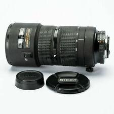 Nikon AF Nikkor 80-200 mm 2.8 D ED Objektiv 1:2.8 M/A