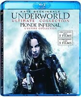 Underworld: Ultimate Collection  (Bilingual) [Blu-ray] - NEW