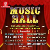 Music Hall - The Absolutely Essential 3 CD Collection