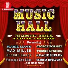 Music Hall  The Absolutely Essential 3 CD Collection