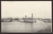 Bristol. Avonmouth. New Docks at Avonmouth to be opened by the King in July 1908