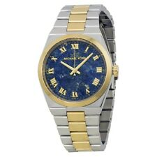 Michael Kors Ladies Channing Watch MK 5893 Lapis Blue rrp £260- New In Box